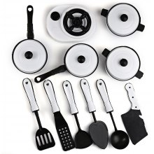 1221 11pcs Simulation Kitchen Utensils Toy