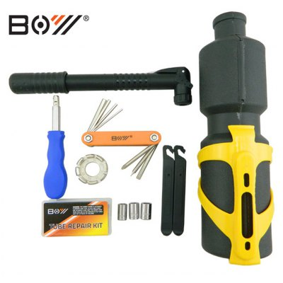 BOY 8010U Kettle Bicycle Repairing Kit Combination