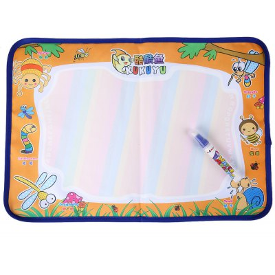 Colorful Babies Water Doodle Mat Painting Educational Toy