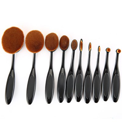 10pcs Beauty Cream Cosmetic Puff  Batch Power Makeup ToothbrushMakeup Brushes &amp; Tools<br>10pcs Beauty Cream Cosmetic Puff  Batch Power Makeup Toothbrush<br><br>Type: Makeup Brush<br>Features: Easy to Carry,Environment Friendly,Lightweight<br>Functions: Comestic for Party,Dry<br>Package weight: 0.195 kg<br>Product size (L x W x H): 15.50 x 4.00 x 1.00 cm / 6.10 x 1.57 x 0.39 inches<br>Package size (L x W x H): 16.00 x 10.00 x 3.00 cm / 6.30 x 3.94 x 1.18 inches<br>Package Contents: 10 x Makeup Brushes