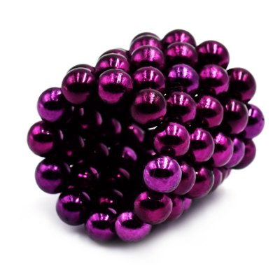 5mm Round Magnetic Ball — 64Pcs / Set