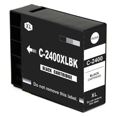 INK-TANK C-2400XLBK 72ml Spare Ink Cartridge