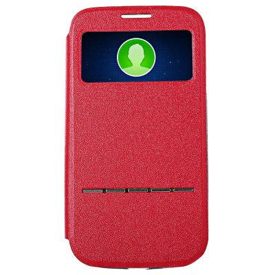 ФОТО Matte Leather Protective Skin for Samsung Galaxy S3