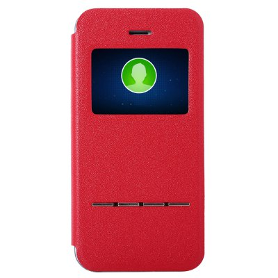 Matte Leather Protective Skin for iPhone 5 / 5S / SE