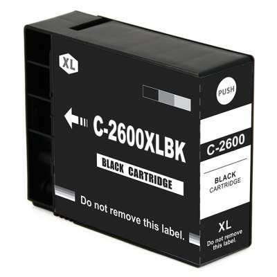 INK-TANK C-2600XLBK 72ml Spare Ink Cartridge
