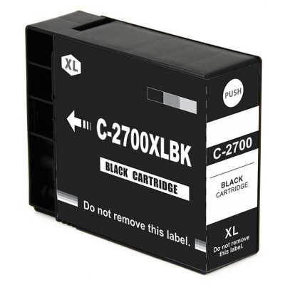 INK-TANK C-2700XLBK 72ml Spare Ink Cartridge