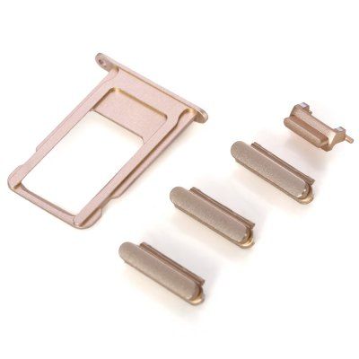 SIM Card Tray Slot Side Buttons for iPhone 6S