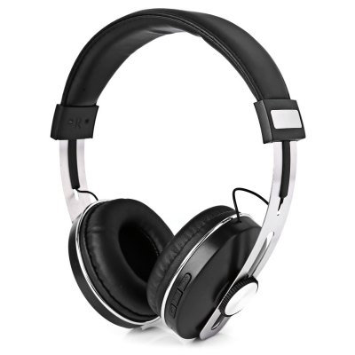 AT-BT823 tereo Headphone Bluetooth with Mic Adjustable