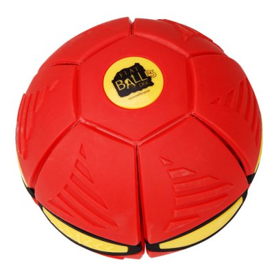 Magnetic Flying Plate Magic Flat Ball Transform Ball for Kid Game Gift
