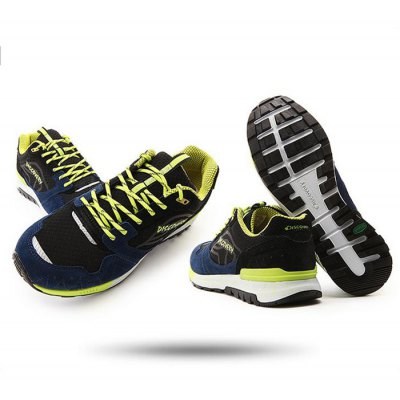 Discovery Expedition DFAD91119 Male Climbing ShoesShoes<br>Discovery Expedition DFAD91119 Male Climbing Shoes<br><br>Size: 39,40,41,42,43,44,45<br>Gender: Men<br>Closure Type: Lace-Up<br>Upper Height: Low<br>Highlights: Breathable<br>Color: Black<br>Product weight: 0.850 kg<br>Package weight: 1.200 kg<br>Package size: 30.00 x 26.00 x 11.00 cm / 11.81 x 10.24 x 4.33 inches<br>Package Contents: 1 x Pair of Shoes