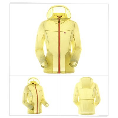 TOREAD Women UV-resistant Skin WindbreakerOutdoor Jackets<br>TOREAD Women UV-resistant Skin Windbreaker<br><br>Brand: Toread<br>Gender: Women<br>Activity: Camping and Hiking,Climbing,Cycling,Fishing,Outdoor Lifestyle<br>Season: Autumn,Spring,Summer<br>Size: L,M,XL,XXL<br>Color: Green,Yellow<br>Features: Breathable,Quick-drying,Waterproof,Wear Resistant,Windproof<br>Product weight: 0.180KG<br>Package weight: 0.250 KG<br>Package size: 30.00 x 26.00 x 11.00 cm / 11.81 x 10.24 x 4.33 inches<br>Package Content: 1 x TOREAD Skin Windbreaker