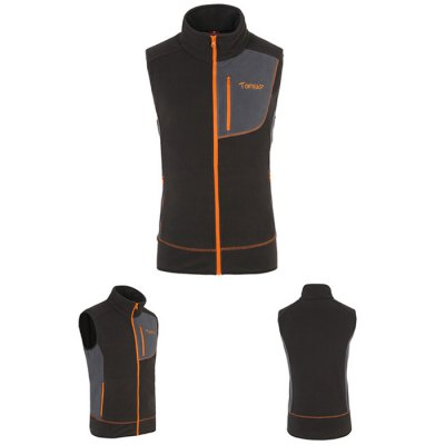 TOREAD Male Fleece TankOutdoor Jackets<br>TOREAD Male Fleece Tank<br><br>Brand: Toread<br>Gender: Men<br>Activity: Camping and Hiking,Climbing,Cycling,Fishing,Outdoor Lifestyle,Snowboarding<br>Size: L,M,XL,XXL<br>Color: Black,Brown<br>Product weight: 0.280KG<br>Package weight: 0.320 KG<br>Package size: 30.00 x 26.00 x 11.00 cm / 11.81 x 10.24 x 4.33 inches<br>Package Content: 1 x Male Fleece Tank