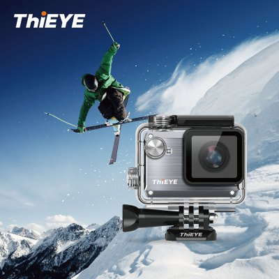 ThiEYE i30 1080P WiFi 3MP 155 Degree Wide Angle Action Camera
