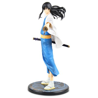 GINTAMA 21cm Height Katsura Kotarou Figure Collection Toy Decor Gift for ChildrenMovies &amp; TV  Dolls<br>GINTAMA 21cm Height Katsura Kotarou Figure Collection Toy Decor Gift for Children<br><br>Materials: PVC<br>Theme: Movie and TV<br>Gender: Unisex<br>Completeness: Finished Goods<br>Stem From: Japan<br>Package weight: 0.480 kg<br>Package size: 26.00 x 18.50 x 13.50 cm / 10.24 x 7.28 x 5.31 inches<br>Package Contents: 1 x Action Figure