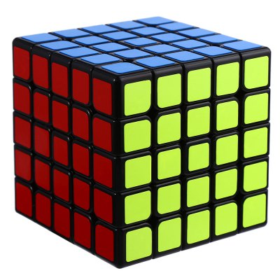 YUXIN TOYS 1388PA 5 x 5 x 5 Professor Cube Portable Intelligent ToyClassic Toys<br>YUXIN TOYS 1388PA 5 x 5 x 5 Professor Cube Portable Intelligent Toy<br><br>Type: Magic Cubes<br>Difficulty: 5x5x5<br>Material: Plastic<br>Age: Above 6 year-old<br>Product weight: 0.150 kg<br>Package weight: 0.200 kg<br>Product size (L x W x H): 6.30 x 6.30 x 6.30 cm / 2.48 x 2.48 x 2.48 inches<br>Package size (L x W x H): 7.00 x 7.00 x 7.00 cm / 2.76 x 2.76 x 2.76 inches<br>Package Contents: 1 x Rubik Professor