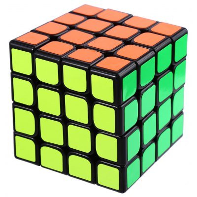 YUXIN TOYS No. 1387 4 x 4 x 4 Revenge Cube Portable Intelligent Toy