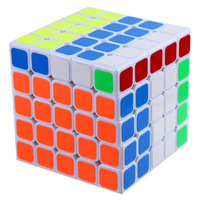Shengshou Cube 7145A - 3 Wind Series 5 x 5 x 5 Professor Cube Portable Intelligent ToyClassic Toys<br>Shengshou Cube 7145A - 3 Wind Series 5 x 5 x 5 Professor Cube Portable Intelligent Toy<br><br>Type: Magic Cubes<br>Difficulty: 5x5x5<br>Material: Plastic<br>Age: Above 6 year-old<br>Product weight: 0.173 kg<br>Package weight: 0.185 kg<br>Product size (L x W x H): 6.50 x 6.50 x 6.50 cm / 2.56 x 2.56 x 2.56 inches<br>Package size (L x W x H): 7.00 x 7.00 x 7.00 cm / 2.76 x 2.76 x 2.76 inches<br>Package Contents: 1 x Rubik Professor