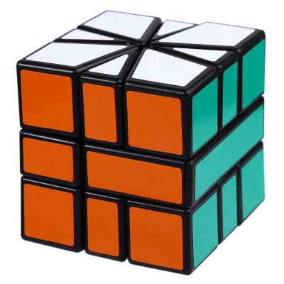 Shengshou Cube 7100A 3 x 3 x 3 SQ1 Portable Intelligent ToyClassic Toys<br>Shengshou Cube 7100A 3 x 3 x 3 SQ1 Portable Intelligent Toy<br><br>Type: Magic Cubes<br>Difficulty: 3x3x3<br>Material: Plastic<br>Age: Above 6 year-old<br>Product weight: 0.090 kg<br>Package weight: 0.110 kg<br>Product size (L x W x H): 5.50 x 5.50 x 5.50 cm / 2.17 x 2.17 x 2.17 inches<br>Package size (L x W x H): 6.00 x 6.00 x 6.00 cm / 2.36 x 2.36 x 2.36 inches<br>Package Contents: 1 x SQ1 7100A Cube