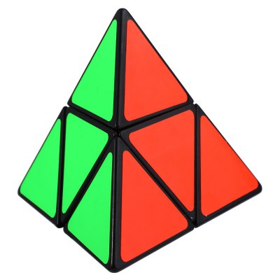 Shengshou Cube 7102A - 3 8.5cm Height Pyraminx Portable Intelligent ToyClassic Toys<br>Shengshou Cube 7102A - 3 8.5cm Height Pyraminx Portable Intelligent Toy<br><br>Type: Magic Cubes<br>Difficulty: 2x2x2<br>Material: Plastic<br>Age: Above 6 year-old<br>Product weight: 0.076 kg<br>Package weight: 0.120 kg<br>Package size (L x W x H): 10.00 x 9.00 x 8.50 cm / 3.94 x 3.54 x 3.35 inches<br>Package Contents: 1 x Pyraminx