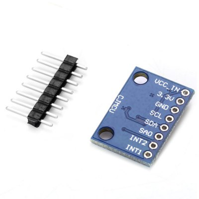 MMA8452Q 14Bit 3 Axis Acceleration Inclination SensorOther Accessories<br>MMA8452Q 14Bit 3 Axis Acceleration Inclination Sensor<br><br>Type: MMA8452Q 14-bit 3 axis accelerator inclination sensor module<br>Compatibility: Ardunio<br>Input Voltage: 3-5V<br>Product weight: 0.002KG<br>Package weight: 0.013 KG<br>Product Size(L x W x H): 2.10 x 1.50 x 0.12 cm / 0.83 x 0.59 x 0.05 inches<br>Package Size(L x W x H): 6.00 x 6.00 x 1.50 cm / 2.36 x 2.36 x 0.59 inches<br>Package Contents: 1 x 3-Axis Accelerator Inclination Sensor Module, 1 x Pin Header