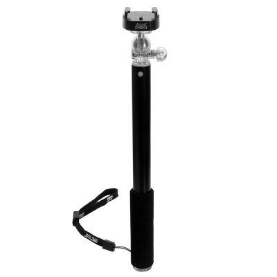 Fat Cat M-MP 30 - 94cm Monopod Selfie Pole with Quick Release Plate for Universal Action Camera