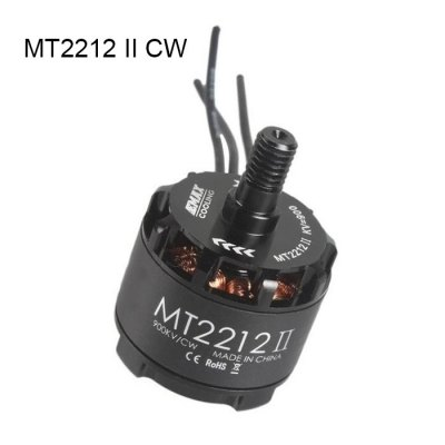EMAX MT2212 II 900KV Brushless CW Motor Included 1 Pair of 1045 Blade