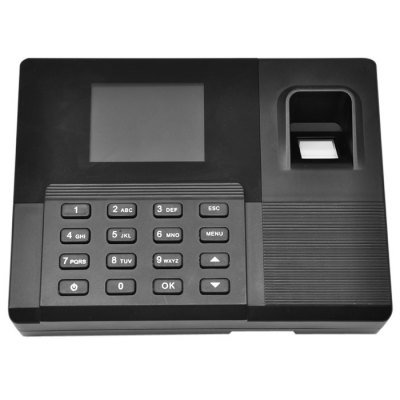 DANMINI A9 - TB 2.8 inch Screen Biometric Fingerprint Time Attendance Machine