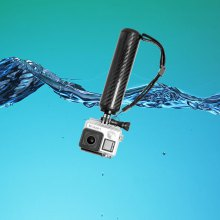 Fantaseal Carbon Fiber Waterproof Floaty Floating Grip Bobber