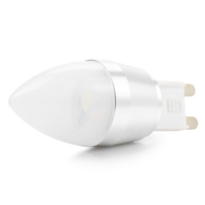 5pcs G9 4W 320LM LED Candle Bulb for Chandelier