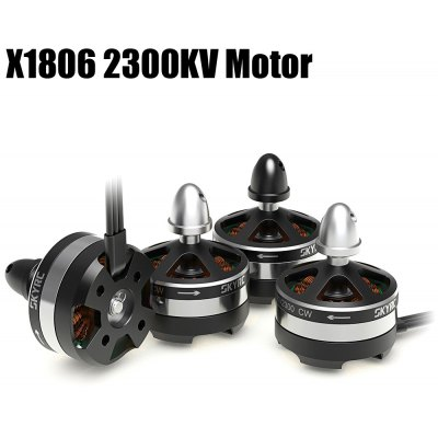 SKYRC 2 CW + 2 CCW X1806 2300KV Brushless Motor Accessory for 5 / 6 inch Propeller RC Drone Онлайн