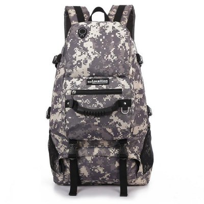 LOCAL LION 40L Nylon Tactical Trekking BackpackBackpacks<br>LOCAL LION 40L Nylon Tactical Trekking Backpack<br><br>Brand: LOCAL LION<br>Type: Backpack<br>For: Adventure,Camping,Climbing,Cycling,Fishing,Hiking,Traveling<br>Material: Nylon<br>Features: Tactical Style<br>Backpack Capacity: &gt;40L<br>Bag Capacity: 40L<br>Color: Black,Camouflage,Digital Camouflage,Gray,Green,Khaki,Red<br>Product weight: 1.200KG<br>Package weight: 1.350 KG<br>Product size (L x W x H): 53.00 x 32.00 x 22.00 cm / 20.87 x 12.6 x 8.66 inches<br>Package size (L x W x H): 55.00 x 34.00 x 8.00 cm / 21.65 x 13.39 x 3.15 inches<br>Package Contents: 1 x LOCAL LION 40L Trekking Backpack