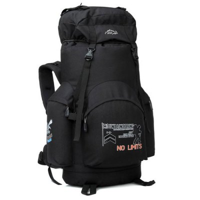 LOCAL LION 52L Nylon Tactical Trekking Backpack
