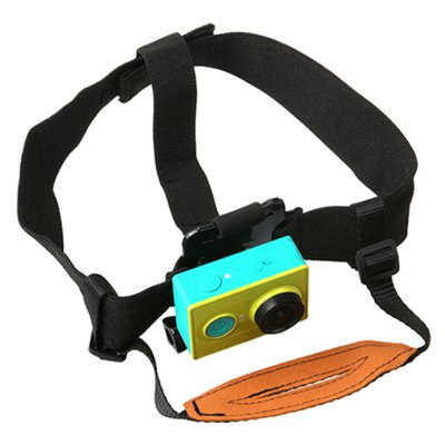 CP-GP90 Head Band with Chin Pad Belt Strap