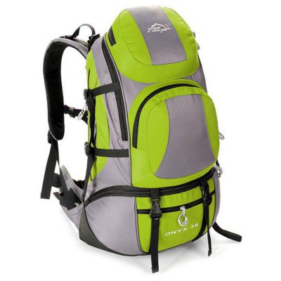 LOCAL LION 36L Water Resistant Trekking Backpack