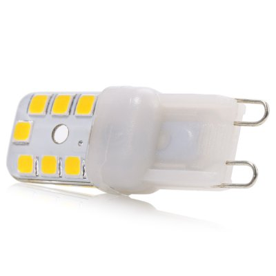 5pcs G9 3W SMD 2835 270Lm Dimmable LED Corn Bulb