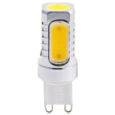 G9 7.5W 380Lm COB LED Candle Bulb Fridge Cabinet Indicator