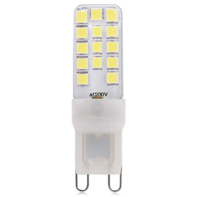 G9 4.5W SMD 2835 320Lm Dimmable LED Corn Bulb