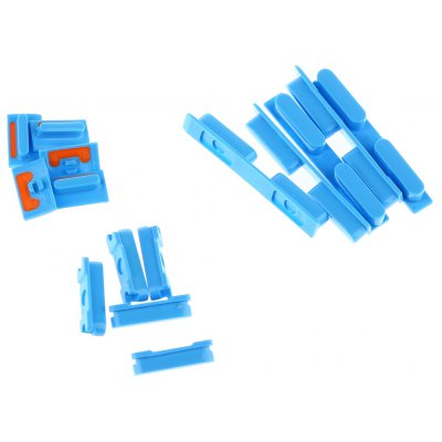 5 Sets Side Button Replace parts for iPhone 5C