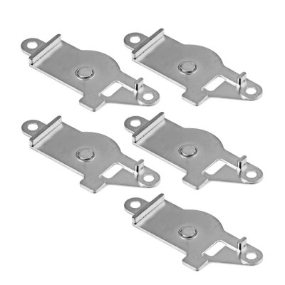 5Pcs / Set Metal Plate Replace Parts for iPhone 5S