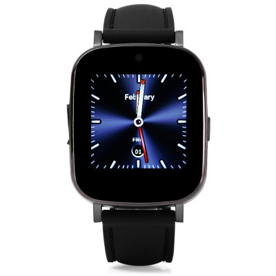 Z9 1.54 inch Smartwatch PhoneSmart Watch Phone<br>Z9 1.54 inch Smartwatch Phone<br><br>Type: Watch Phone<br>RAM: 32MB<br>ROM: 32MB<br>External Memory: TF card up to 32GB (not included)<br>Wireless Connectivity: Bluetooth<br>Network type: GSM<br>Frequency: GSM850/900/1800/1900MHz<br>Bluetooth: Yes<br>Bluetooth version: V3.0<br>Screen size: 1.54 inch<br>Screen resolution: 240 x 240<br>Camera type: Single camera<br>Front camera: 0.3MP<br>SIM Card Slot: Single SIM(Micro SIM slot)<br>TF card slot: Yes<br>Speaker: Supported<br>Picture format: BMP,JPEG,PNG<br>Music format: MP3<br>Languages: English, French, Spanish, Czech, Italian, Portuguese, German, Dutch, Turkish, Russian<br>Additional Features: 3G,Alarm,Bluetooth,Calculator...,Calendar,MP3,Notification,People,Sound Recorder<br>Functions: Anti-lost alert,Message,Music Sync Function,Pedometer,Sedentary reminder,Sleep monitoring<br>Cell Phone: 1<br>Battery: 1 x 380mAh<br>USB Cable: 1<br>English Manual : 1<br>Product size: 5.50 x 4.10 x 1.30 cm / 2.17 x 1.61 x 0.51 inches<br>Package size: 26.00 x 6.00 x 2.50 cm / 10.24 x 2.36 x 0.98 inches<br>Product weight: 0.051 kg<br>Package weight: 0.150 kg