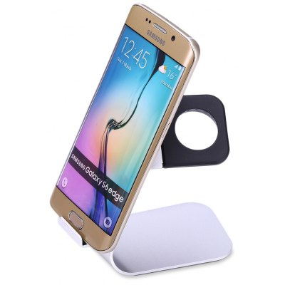 Aluminum Charging Stand for iWatch Mobile Phones