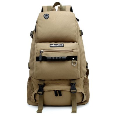 LOCAL LION 40L Nylon Tactical Trekking Backpack