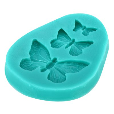Silicone Butterfly Style Baking Mold Dessert Pastry Decorating Tools