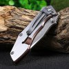 Sanrenmu 7030 LUC-SCY Frame Lock Pocket Knife deal