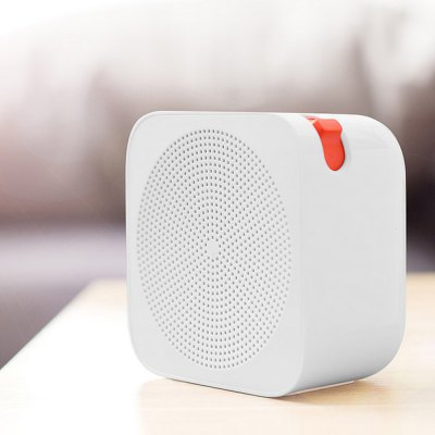 Xiaomi Original WiFi Online Radio Capacitive Touch Support Timing SwitchOther Consumer Electronics<br>Xiaomi Original WiFi Online Radio Capacitive Touch Support Timing Switch<br><br>Brand: Xiaomi<br>Model: WLSYJ01CM<br>Special function: Radio<br>Product weight: 0.168 kg<br>Package weight: 0.230 kg<br>Product size (L x W x H): 8.30 x 8.30 x 5.00 cm / 3.27 x 3.27 x 1.97 inches<br>Package size (L x W x H): 10.00 x 10.00 x 6.00 cm / 3.94 x 3.94 x 2.36 inches<br>Package Contents: 1 x Xiaomi Radio, 1 x Micro USB Cable