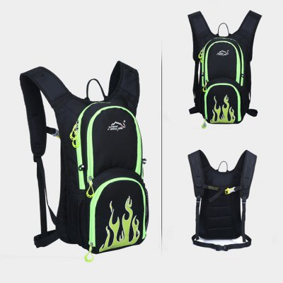 LOCAL LION 12L Nylon Water Resistant Cycling Backpack