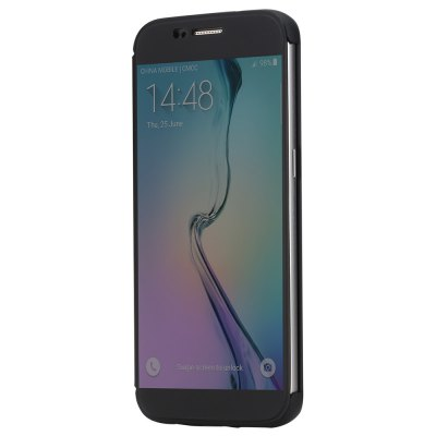ROCK DR.V Full Screen Window Cover Case for Samsung Galaxy S7