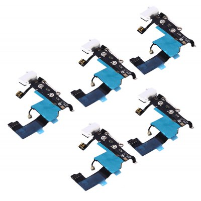 5Pcs / Set Charger Port Dock Connector for iPhone 5