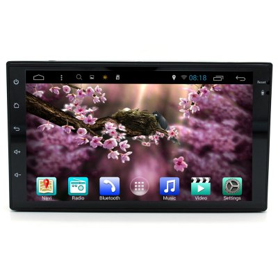 Junsun DVD-AN-7.0 Android 4.4 7.0 inch Car Media Player