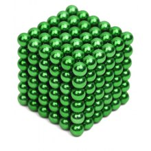 216Pcs 5mm Diameter Magic Magnetic Ball Puzzle Toy for Children